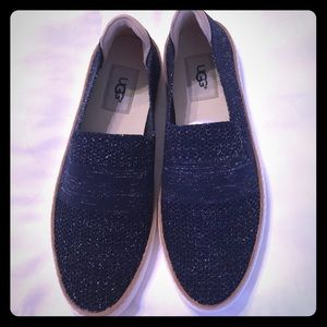 Brand new Ugg slip on sneakers